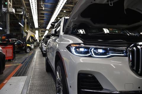 BMW X7 ban ra tu 2018, de doa Mercedes GLS hinh anh