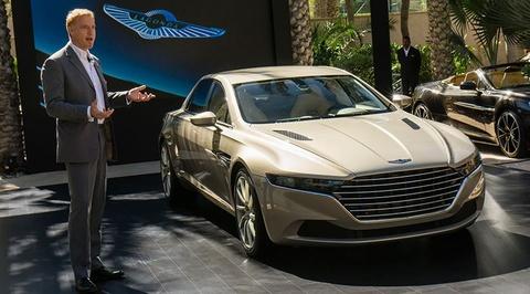 Sep Aston Martin che xe Rolls-Royce co lo si hinh anh