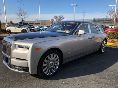 Rolls-Royce Phantom 2018 dau tien chuan bi ve Viet Nam hinh anh