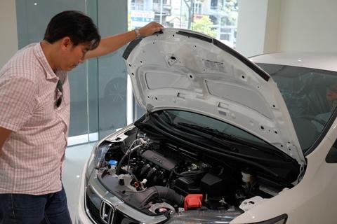 Honda CR-V huong thue nhap khau 0% ve dai ly, giao xe som 1 thang hinh anh 5