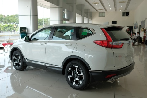 Honda CR-V huong thue nhap khau 0% ve dai ly, giao xe som 1 thang hinh anh 4