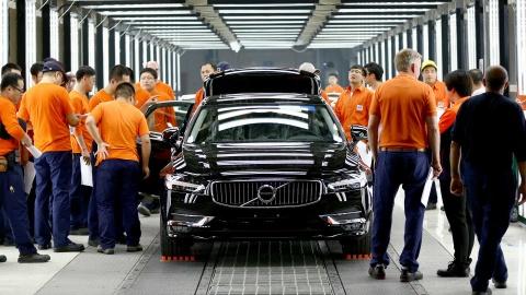 Volvo: 'Xe san xuat o Trung Quoc chat luong hon chau Au' hinh anh