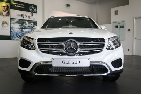 Chi tiet Mercedes-Benz GLC 200 ban som o VN, gia hon 1,6 ty dong hinh anh 3