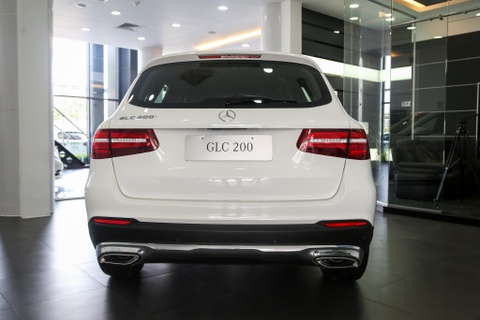 Chi tiet Mercedes-Benz GLC 200 ban som o VN, gia hon 1,6 ty dong hinh anh 5