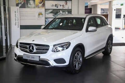 Chi tiet Mercedes-Benz GLC 200 ban som o VN, gia hon 1,6 ty dong hinh anh 1