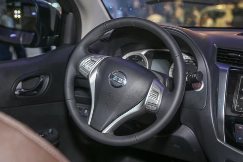 Nissan Terra 7 cho ra mat, gia tuong duong 650 trieu, ve VN dau 2019 hinh anh 10