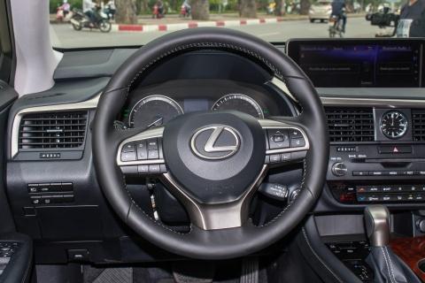Lexus RX350L 7 cho dau tien ve Viet Nam, gia gan 5 ty dong hinh anh 11