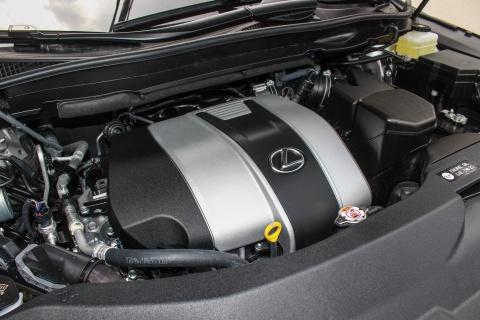 Lexus RX350L 7 cho dau tien ve Viet Nam, gia gan 5 ty dong hinh anh 5