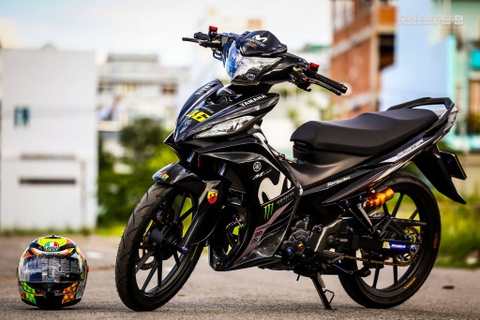 Yamaha Exciter do hon 150 trieu tien do choi tai Can Tho hinh anh