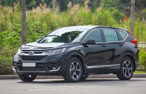Honda CR-V sap tang gia 10 trieu dong tai Viet Nam hinh anh