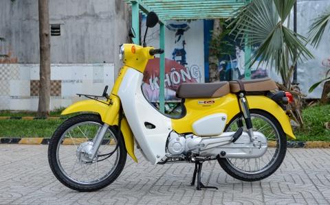 Huyen thoai Honda Super Cub doi 2018 gia 80 trieu dong ve VN hinh anh 2