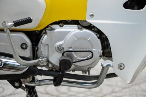 Huyen thoai Honda Super Cub doi 2018 gia 80 trieu dong ve VN hinh anh 12