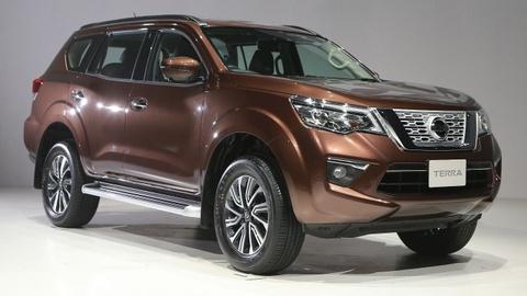 Nissan Terra gia tu 39.700 USD, cuoi nam ve Viet Nam hinh anh