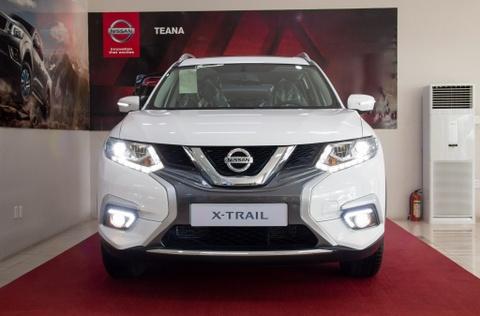 Xem truoc Nissan X-trail V-Series sap ra mat Viet Nam hinh anh