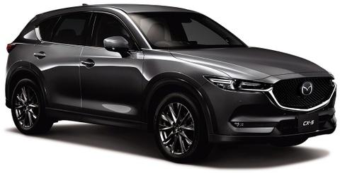 Mazda CX-5 2019 dung dong co tang ap 2.5L, gia hon 22.000 USD hinh anh