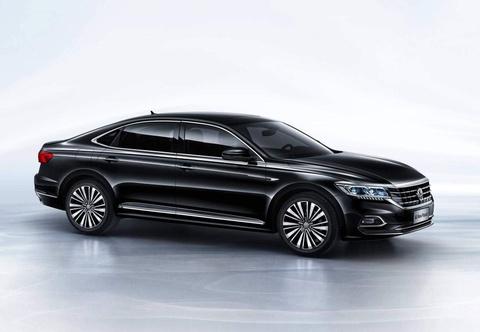 Volkswagen Passat 2019 ra mat, canh tranh Toyota Camry hinh anh