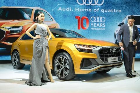 Audi Q8 ra mat o VN gia 4,5 ty dong, giao xe thang 7/2019 hinh anh