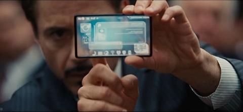 Sieu anh hung trong Marvel su dung smartphone gi? hinh anh