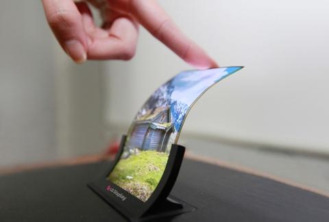 Tranh phu thuoc Samsung, Apple dat mua man hinh OLED tu LG hinh anh