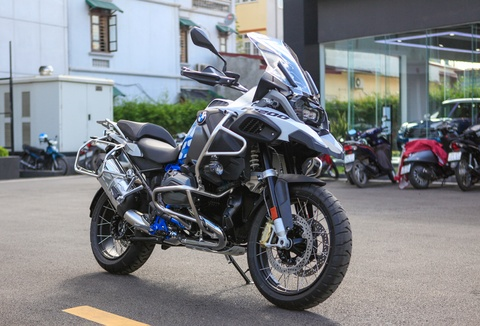 BMW R12000 GSA 2018 - sieu moto cho dan phuot gia 659 trieu hinh anh 10