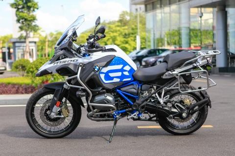 BMW R12000 GSA 2018 - sieu moto cho dan phuot gia 659 trieu hinh anh 7