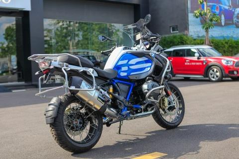 BMW R12000 GSA 2018 - sieu moto cho dan phuot gia 659 trieu hinh anh 9