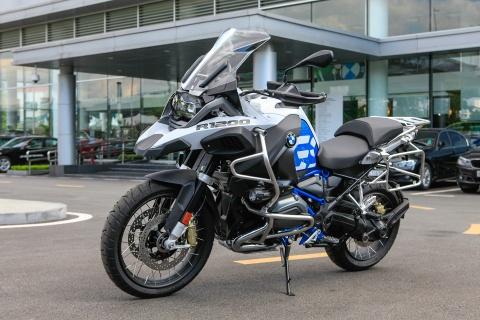 BMW R12000 GSA 2018 - sieu moto cho dan phuot gia 659 trieu hinh anh 1