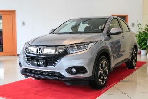 Honda HR-V moi bat ngo xuat hien tai Viet Nam hinh anh 2