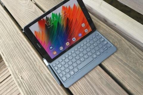 Samsung sap tro lai cuoc dua tablet voi Galaxy Tab S4 hinh anh