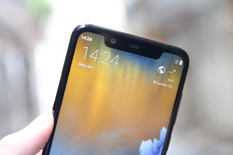 Chi tiet Nokia X5 vua ve VN - giong iPhone X, gia tu 3 trieu dong hinh anh 3