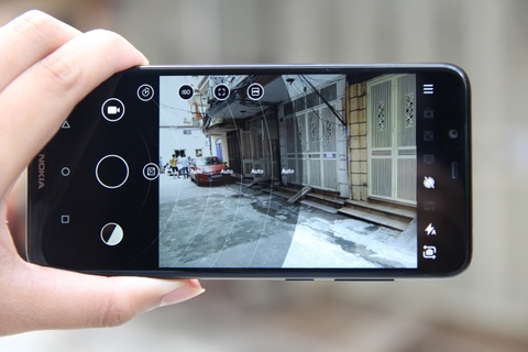 Chi tiet Nokia X5 vua ve VN - giong iPhone X, gia tu 3 trieu dong hinh anh 7