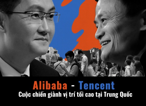 Alibaba dau Tencent - cuoc chien gianh ngoi vuong tai Trung Quoc hinh anh 2
