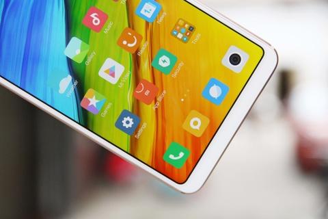 Xiaomi Mi Max 3 ve VN - man hinh to, pin 5.500 mAh, gia tu 6 trieu hinh anh 7