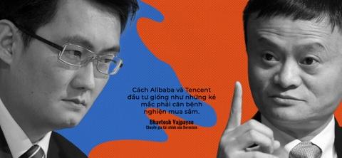 Alibaba dau Tencent - cuoc chien gianh ngoi vuong tai Trung Quoc hinh anh 16