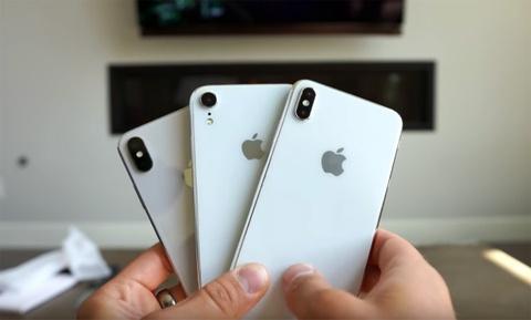 iPhone 2018 co the ho tro Apple Pencil, bo nho toi da 512 GB hinh anh