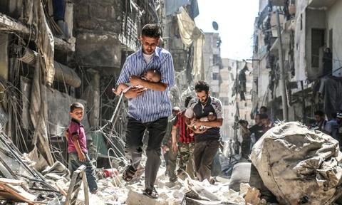 Ung dung smartphone bi mat nay da cuu song hang nghin nguoi o Syria hinh anh