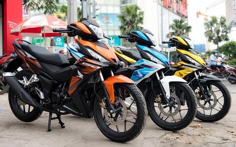 Nam 2030, xe may van la phuong tien chu dao tai Viet Nam hinh anh