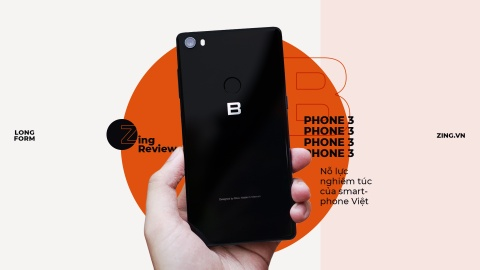 Danh gia Bphone 3 - no luc nghiem tuc cua smartphone Viet hinh anh 2