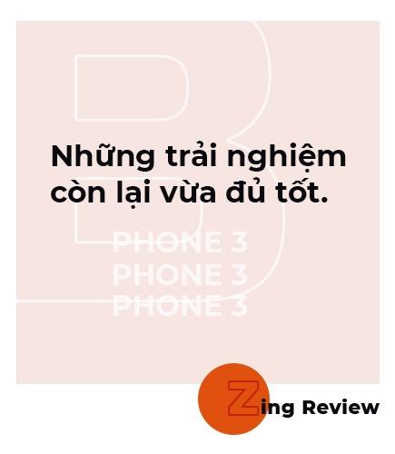 Danh gia Bphone 3 - no luc nghiem tuc cua smartphone Viet hinh anh 6