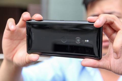 Chi tiet Sony Xperia XZ3 - gia 20 trieu, khong ban chinh hang o VN hinh anh 8