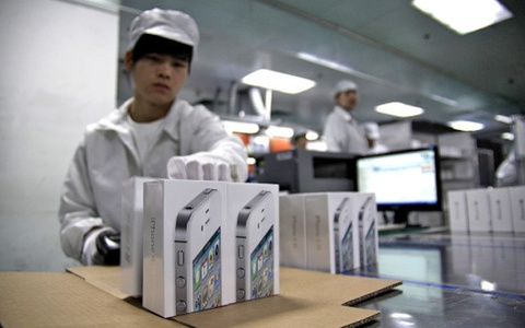 Foxconn xem xet mo nha may san xuat iPhone tai Viet Nam? hinh anh