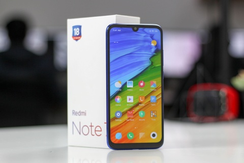 Trai nghiem Redmi Note 7 - camera 48 MP, gia tu 4,5 trieu dong hinh anh