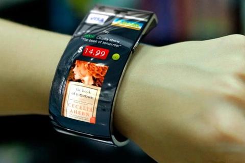 Giấc mơ smartphone đeo tay như đồng hồ sắp thành hiện thực