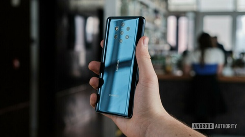 Chi tiet Nokia 9 PureView - camera 'to ong', gia 699 USD hinh anh 4