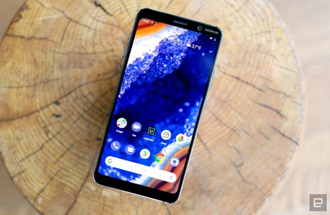 Chi tiet Nokia 9 PureView - camera 'to ong', gia 699 USD hinh anh 6