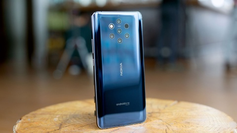 Chi tiet Nokia 9 PureView - camera 'to ong', gia 699 USD hinh anh 1