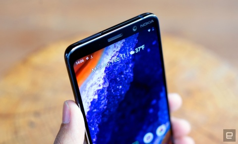 Chi tiet Nokia 9 PureView - camera 'to ong', gia 699 USD hinh anh 7