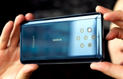 Chi tiet Nokia 9 PureView - camera 'to ong', gia 699 USD hinh anh 8