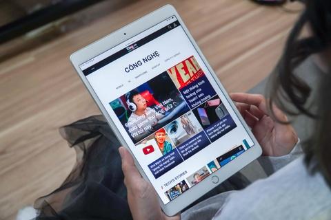 Chi tiet iPad Air va iPad mini 2019 tai VN - dang cu, cau hinh manh hinh anh 2