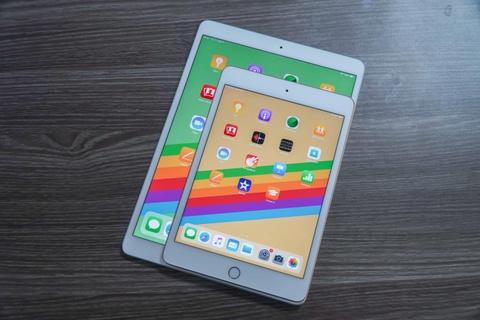 Chi tiet iPad Air va iPad mini 2019 tai VN - dang cu, cau hinh manh hinh anh 8